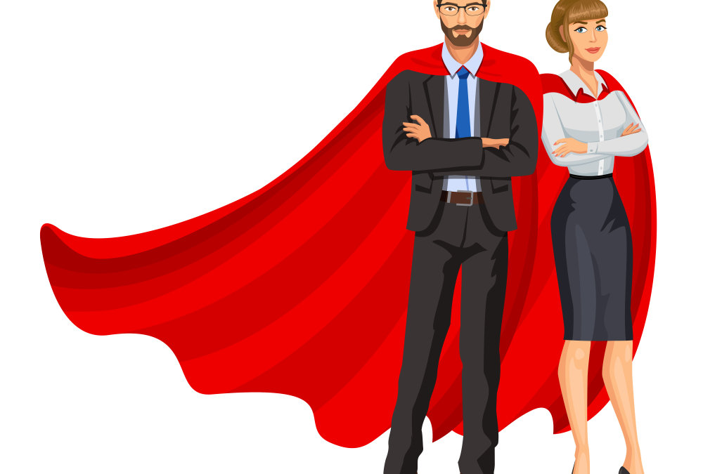 Superpowers (and Kryptonite) of Introverts
